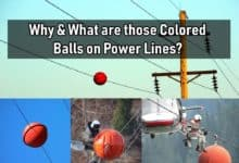 Photo of What are the Colored Aerial Marker Balls on Power Lines For?