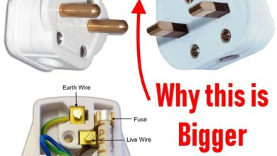 Photo of Why Earth Pin is Thicker and Longer in a 3-Pin Plug?