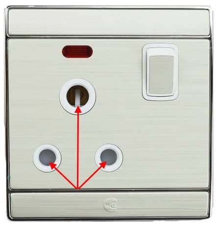 Why to Use 3-pin plugs and socket for electrical safety