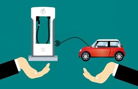 EV-Battery-Charging-Station