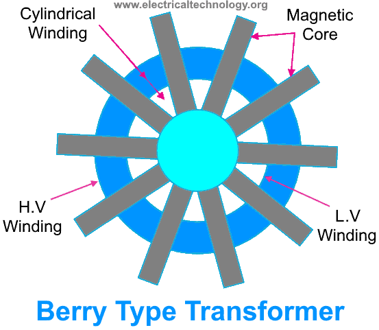 Berry Type Transformer