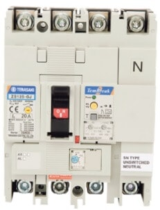ELCB - Earth Leakage Circuit Breaker