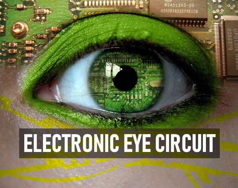 Electronic Eye Circuit