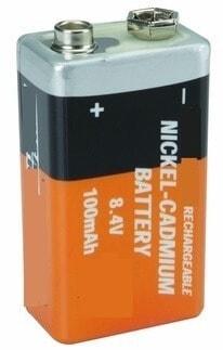 Nickel Cadmium (Ni-Cd) Battery