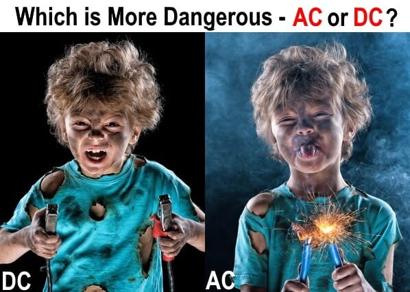 Which is More Dangerous - AC or DC