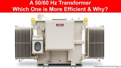 Photo of Which Transformer is More Efficient When Operates on 50Hz or 60Hz?