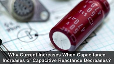 Photo of Why Current Increases When Capacitance Increases or Capacitive Reactance Decreases?