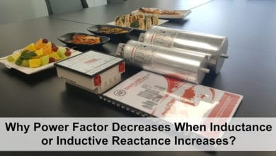 Photo of Why Power Factor Decreases When Inductance or Inductive Reactance Increases?