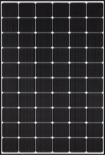 120 watts, 12V, 10A solar panel