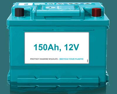 150Ah, 12V Solar Battery