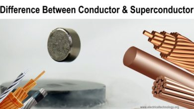 Photo of Difference Between Conductor and Superconductor