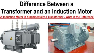 Photo of Difference Between a Transformer and an Induction Motor