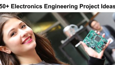 Photo of Electronics Engineering Project Ideas for Engineering Students