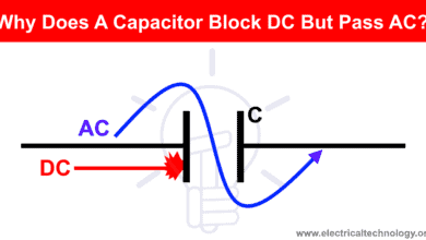 Photo of Why Does A Capacitor Block DC But Pass AC?
