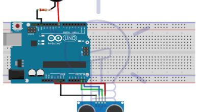 Photo of Automatic Doorbell with Object Detection By Arduino