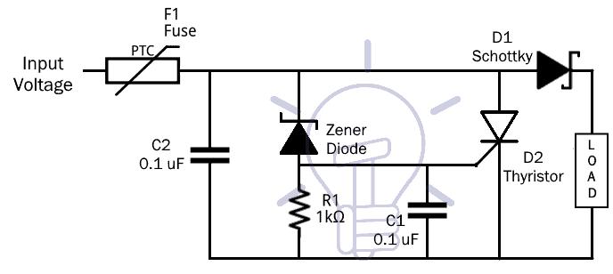 Crowbar schematics