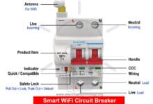 Photo of Smart WiFi Circuit Breaker – Construction, Installation and Working