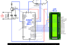 Photo of Variable Power Supply Using Arduino UNO – Circuit and Code