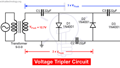 Photo of How to Make a Voltage Tripler Circuit?