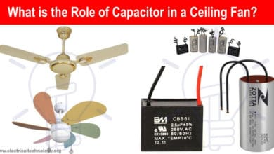 Photo of What is the Role of Capacitor in a Ceiling Fan?