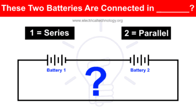 Photo of Are The Batteries Connected in Series or Parallel?