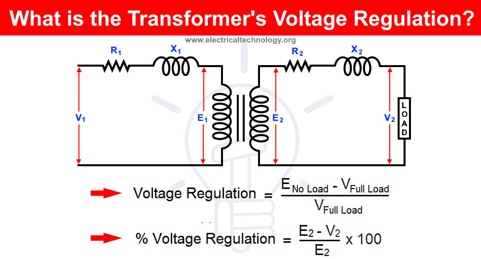 Transformer Voltage Regulation