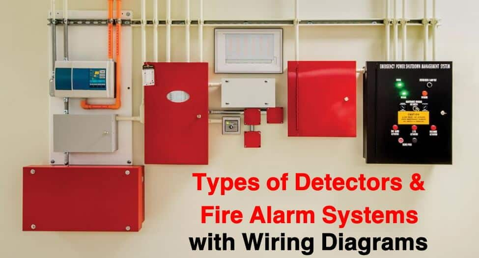 [DIAGRAM_4PO]  Types of Fire Alarm Systems and Their Wiring Diagrams | Security System Wire Diagram |  | Electrical Technology