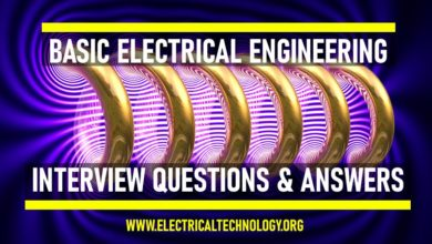 Photo of Basic Electrical Engineering Interview Questions and Answers
