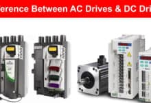 Photo of Difference between AC Drives and DC Drives