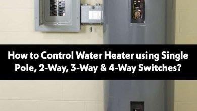 Photo of How to Control Water Heater using Switches?