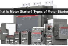 Photo of What is Motor Starter? Types of Motor Starters and Motor Starting Methods