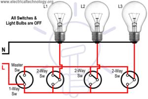 Hostel Wiring Circuit