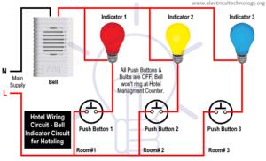 Hotel Wiring Circuit Diagram
