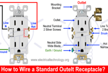 Photo of How to Wire an Outlet Receptacle? Socket Outlet Wiring Diagrams