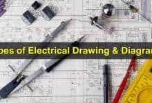 Photo of Types of Electrical Drawing and Diagrams
