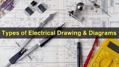 Types of Electrical Drawing and Diagrams