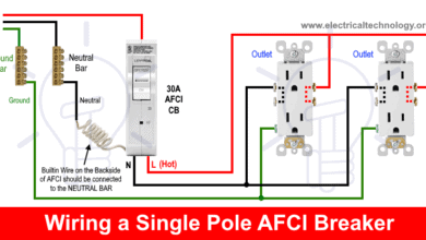 Photo of How to Wire an AFCI Breaker? Arc Fault Circuit Interrupter Wiring