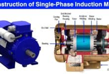 Photo of Single-Phase Induction Motor – Construction, Working, Types & Applications