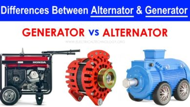 Photo of Difference Between Alternator and Generator with Comparison