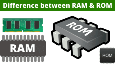 Photo of Difference Between RAM and ROM – Comparison