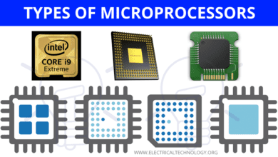 Photo of Microprocessor – Types of Microprocessors & their Applications