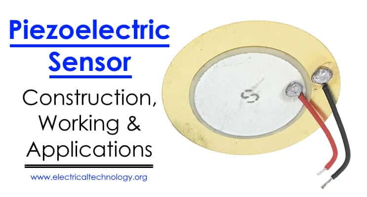What is Piezoelectric Sensor