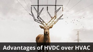 Photo of Advantages of HVDC over HVAC Power Transmission