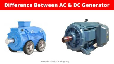Photo of Difference Between AC and DC Generator