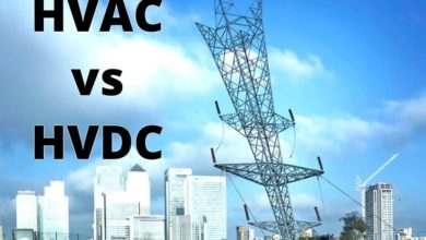 Photo of Differences Between HVAC and HVDC – Power Transmission
