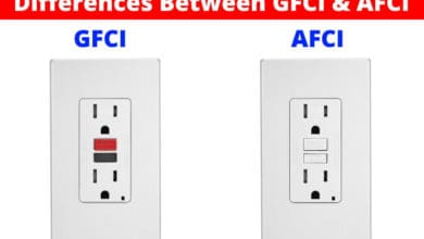 Photo of Difference Between GFCI and AFCI