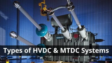 Photo of Types of HVDC Systems and MTDC Configurations