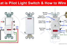 Photo of How to Wire a Pilot Light Switch? Wiring of 2 & 3 Way Neon Light Switches