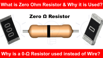 Photo of Why is Zero Ohm Resistor Used? 0-Ω Resistor Applications