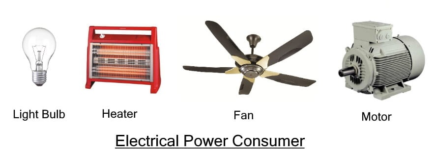 Electrical Power Consumer